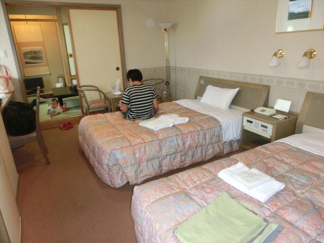 高山グリーンホテル 和洋室