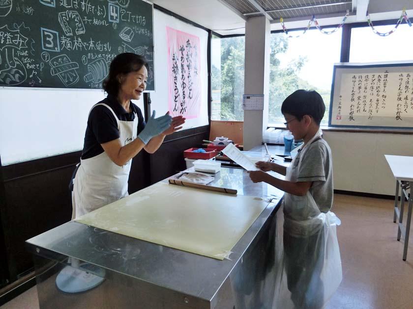 讃岐うどんゆう玄 麺工房のうどん道場 卒業証書