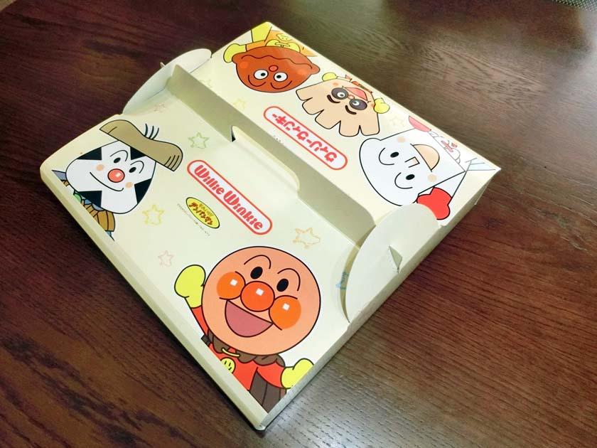 高知駅 アンパンマンパン 5個セット 箱