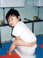 保育所での生活(まき1~2歳)