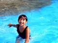 ひらパー プール(この夏最後のプール)