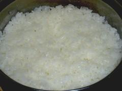 ご飯を鍋で炊く(IHヒーターでステンレス鍋&ほっとクック)