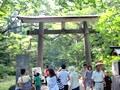 夏休み旅行:長野県 戸隠3 戸隠神社・奥社へ