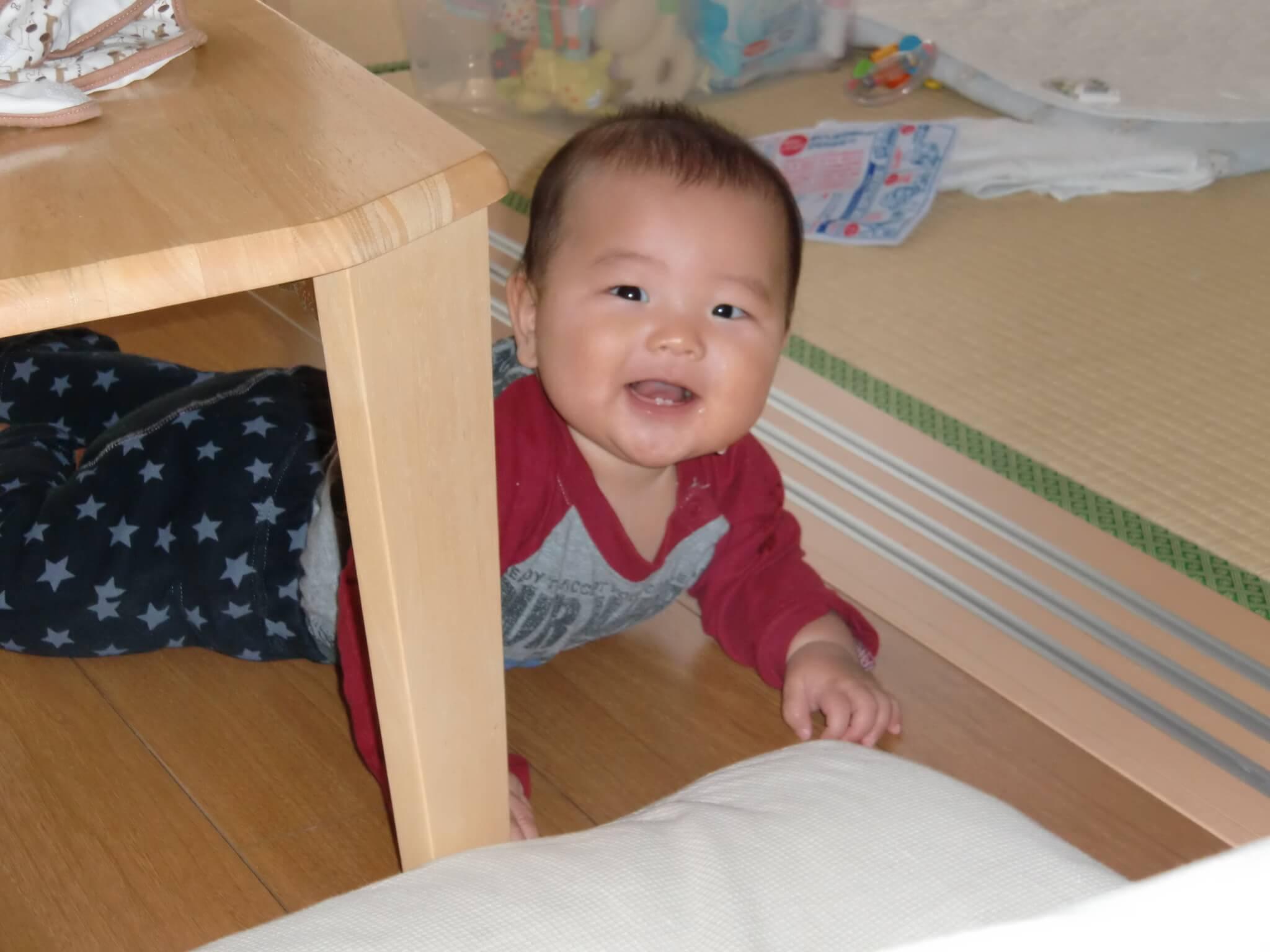 生後6ヶ月:哺乳瓶拒否