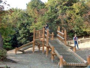 京都府立山城総合運動公園(太陽が丘)は超広い&遊具も沢山!