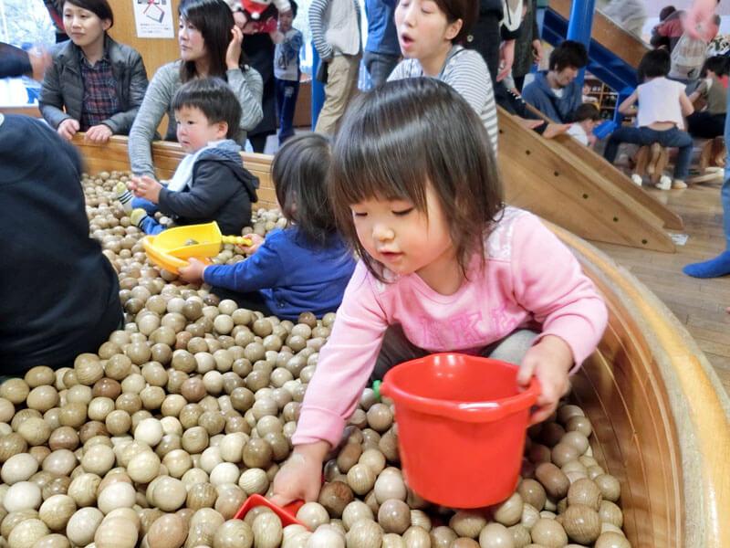 こどもみらい館 京都の超おススメ無料室内遊び場