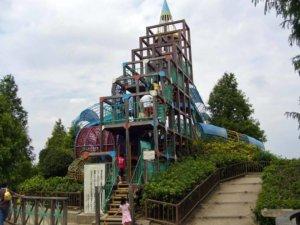 花博鶴見緑地公園に行ったら遊具がない!